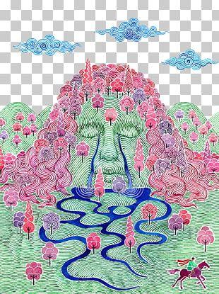 Spain Illustrator Drawing Art Illustration PNG