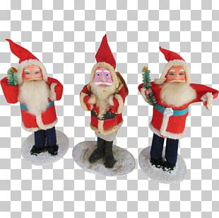 Christmas Ornament Character Figurine Christmas Day Fiction PNG