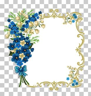 Borders And Frames Portable Network Graphics Floral Design Flower PNG