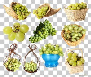 Grape Vegetable Fruit Wine PNG