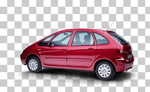 Citroën Xsara Picasso Compact Car Minivan PNG