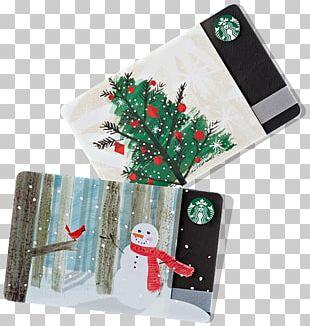 Christmas Ornament Starbucks カード PNG