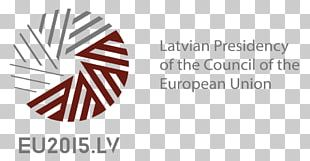 Logo Latvia Brand Presidency Of The Council Of The European Union Design PNG