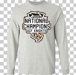 T-shirt University Of Central Florida 2018 College Football Playoff National Championship Hoodie UCF Knights Football PNG