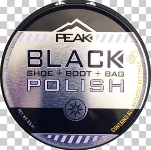 Cream Brand Boot Shoe Font PNG