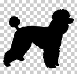 Poodle Silhouette PNG