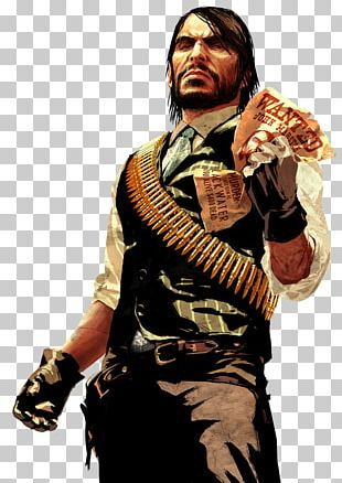 Red Dead Redemption 2 Rockstar Games Video Game John Marston PNG