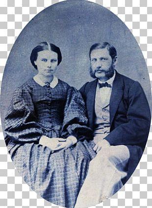 Goes Dishware Genealogy Portrait 19th Century PNG
