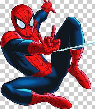 Marvel Universe Ultimate Spider-Man Ultimate Marvel Comic Book PNG