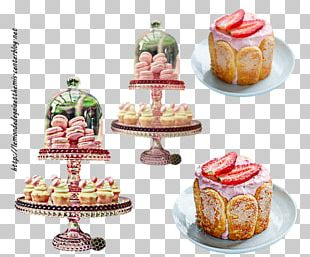 Petit Four Torte Cake Food Baking PNG
