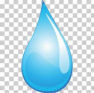 Water Liquid Drop PNG