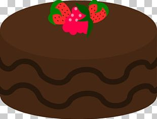 Chocolate Cake Christmas Pudding Baking PNG
