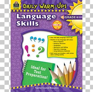 Sixth Grade Daily Language Review Grading In Education Fifth Grade Reading PNG