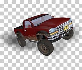 Car Truck Bed Part Motor Vehicle Automotive Design Monster Truck PNG