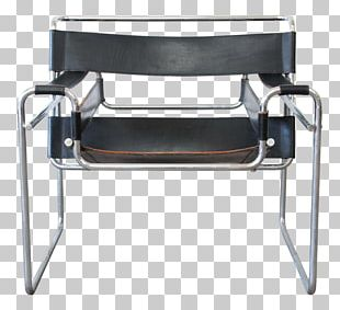 Wassily Chair Table Living Room PNG