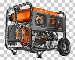 Generac Power Systems Engine-generator Electric Generator Standby Generator Generac GP6500 PNG