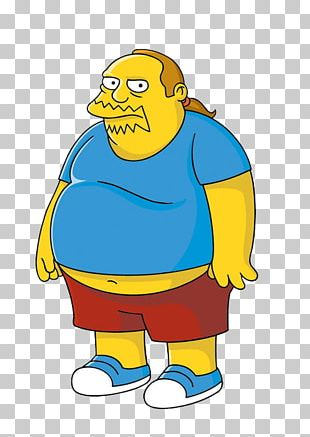 Comic Book Guy Bart Simpson Milhouse Van Houten The Simpsons: Tapped Out PNG