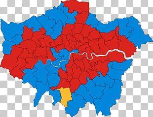 London Borough Of Bexley London Borough Of Southwark Royal Borough Of Kensington And Chelsea London Boroughs Map PNG