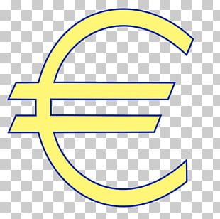 Euro Sign Currency Symbol 1 Euro Coin Euro Coins PNG