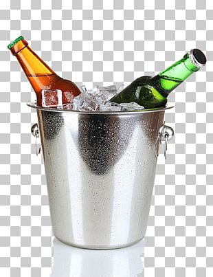 Ice Beer Champagne Drink PNG