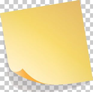 Post-it Note Paper Euclidean PNG