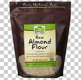 Raw Foodism Vegetarian Cuisine Almond Meal Flour PNG