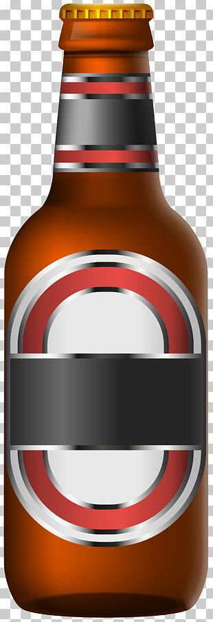 Beer Bottle Schwarzbier PNG