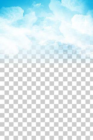 Cloud Sky Blue PNG