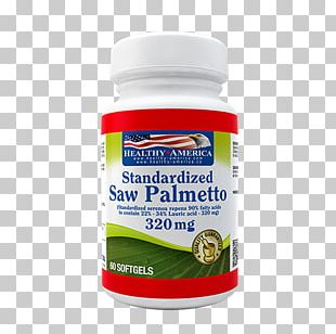 Dietary Supplement Saw Palmetto Extract Health Vitamin PNG