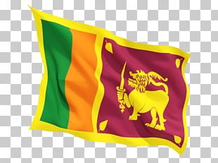 Flag Of Sri Lanka National Flag Stock Photography PNG