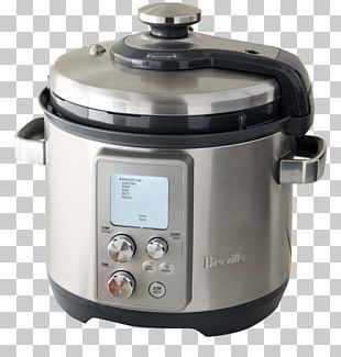Pressure Cooking Slow Cookers Breville Fast Slow Pro BPR700BSS Williams-Sonoma PNG