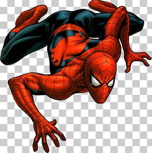 Spider-Man Marvel Comics Marvel Universe Comic Book PNG