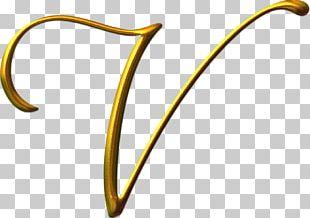 Letter Alphabet V PNG