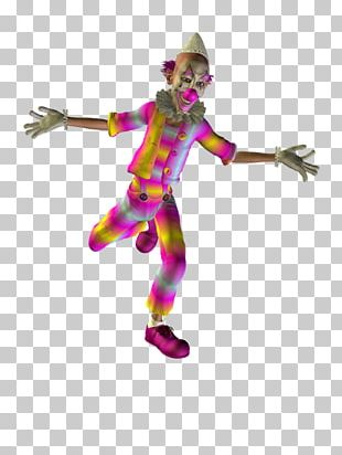 Clown Costume Character Fiction PNG