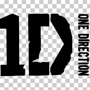 One Direction Logo Take Me Home Tour Spotify PNG