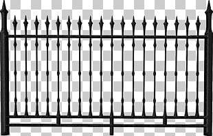 Fence Iron Railing PNG