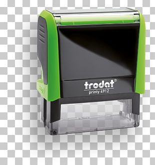 Trodat Rubber Stamp Paper Printing Postage Stamps PNG