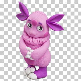 Baba Kapa Лунтик Figurine Animated Film Toy PNG