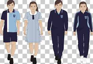 School Uniform Outerwear Back To Basics PNG