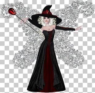 Costume Design Dress Gown Figurine PNG