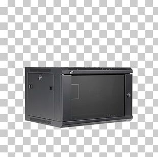 19-inch Rack Electrical Enclosure Networking Hardware Computer Servers PNG