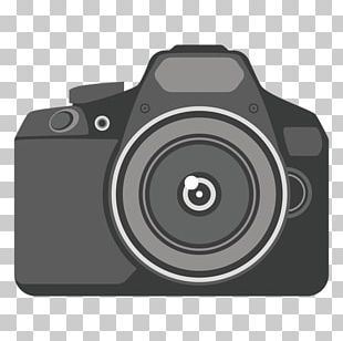 Digital SLR Camera Lens Photographic Film Video Cameras PNG