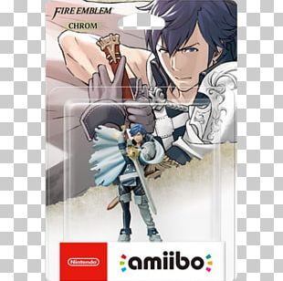 Wii U Fire Emblem Awakening Amiibo Video Games Nintendo PNG