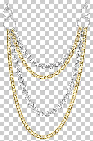 Necklace Jewellery Chain Pearl PNG