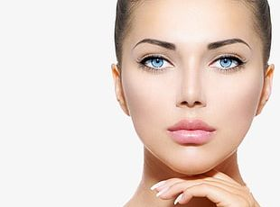 Makeup Models In Europe PNG