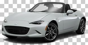 2016 Mazda MX-5 Miata Sports Car 2018 Mazda MX-5 Miata PNG