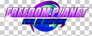 Freedom Planet Hedgehog Logo PNG