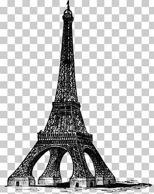 Eiffel Tower Champ De Mars PNG