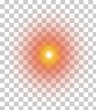 Light Circle Close-up PNG