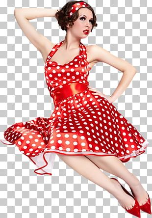 Pin-up Girl Fashion Model Stock Photography PNG